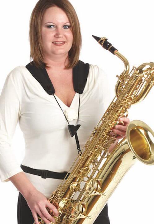 Cordones para saxofón Vandoren VSS205