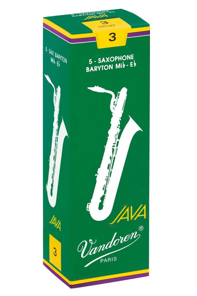 Saxophone reeds - Vandoren Paris