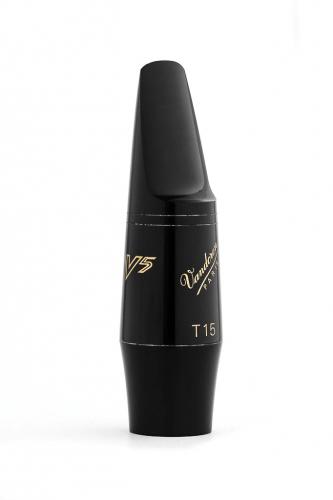 Boquilla T15 Série V5 para Saxofón Tenor
